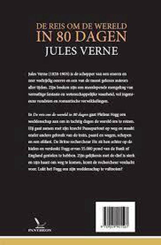 Jules verne - wonderreizen de reis om de wereld in 80 dagen - Jules Verne |
