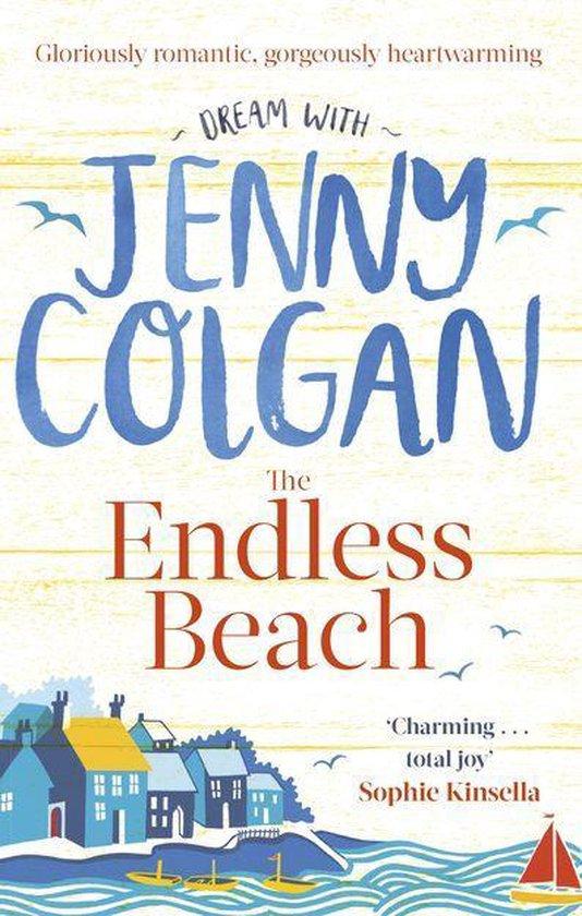 Omslag van The Endless Beach