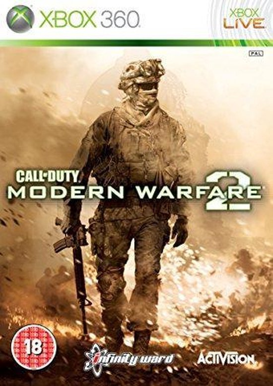 Call of Duty: Modern Warfare 2 Xbox 360 (Compatible met Xbox One) - Activision