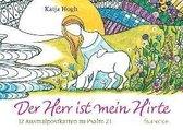 Boek cover Der Herr ist mein Hirte van Katja Hogh