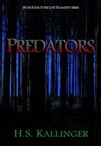 Omslag Predators