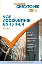 Cambridge Checkpoints VCE Accounting Units 3&4 2015 and Quiz Me More