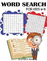 Word Search for Kids 6-8