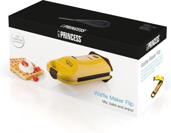 Princess 132400 Flip - Wafelijzer