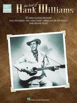 Boek cover The Best of Hank Williams (Songbook) van Hal Leonard (Onbekend)