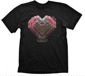 Starcraft 2 T-Shirt Terran Heart (Maat XL)