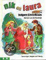 Boek cover Nik En Laura Helpen Sinterklaas van Marion van de Coolwijk