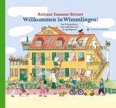 Boek cover Willkommen in Wimmlingen! van Rotraut Susanne Berner