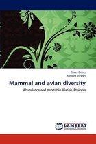 Mammal and Avian Diversity