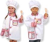 Melissa & Doug Verkleedkostuum Chef-kok - Carnavalskleding