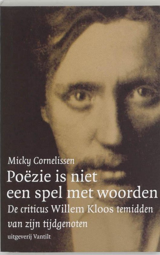 Poëzie is niet een spel met woorden - Micky Cornelissen  