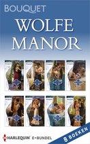 Omslag Bouquet Bundel - Wolfe Manor (8-in-1)
