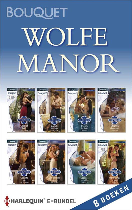 Bouquet Bundel - Wolfe Manor (8 in 1) - Janette Kenny |