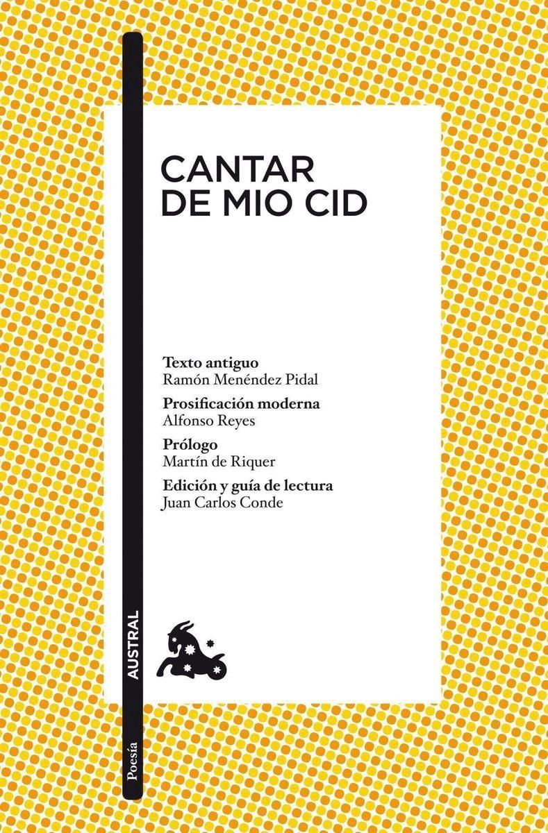 Bol Com Cantar De Mio Cid Ebook Anónimo 9788467041606 Boeken