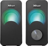 Trust Arys - Compacte 2.0 RGB Speaker - Zwart