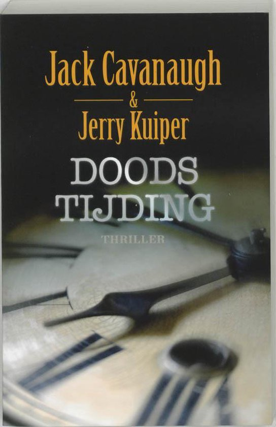 Doodstijding - Cavanaugh, J. | Readingchampions.org.uk
