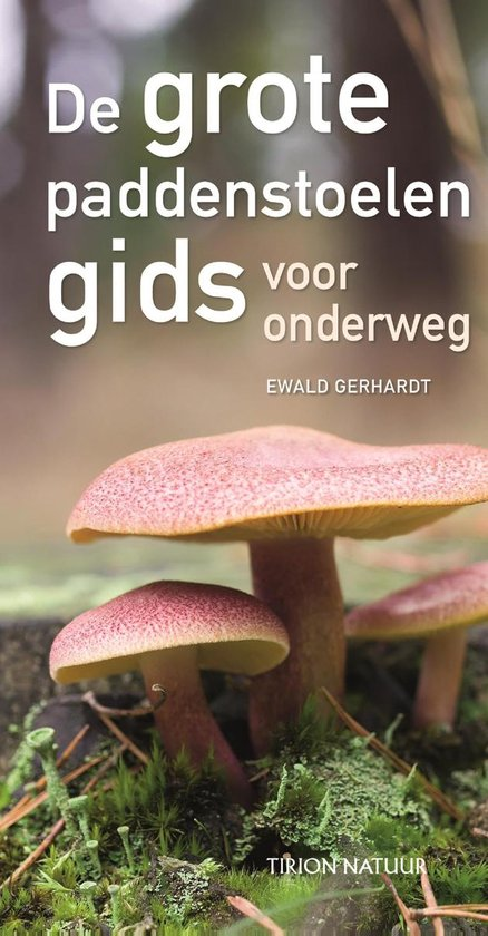 De grote paddenstoelengids gids voor onderweg - Ewald Gerhardt |