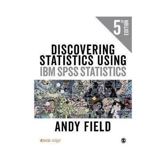 Afbeelding van Discovering Statistics Using IBM SPSS