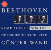 Beethoven: Symphonise Nos. 1 +