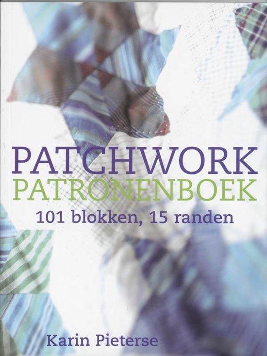 Patchwork patronenboek - Karin Pieterse | Readingchampions.org.uk