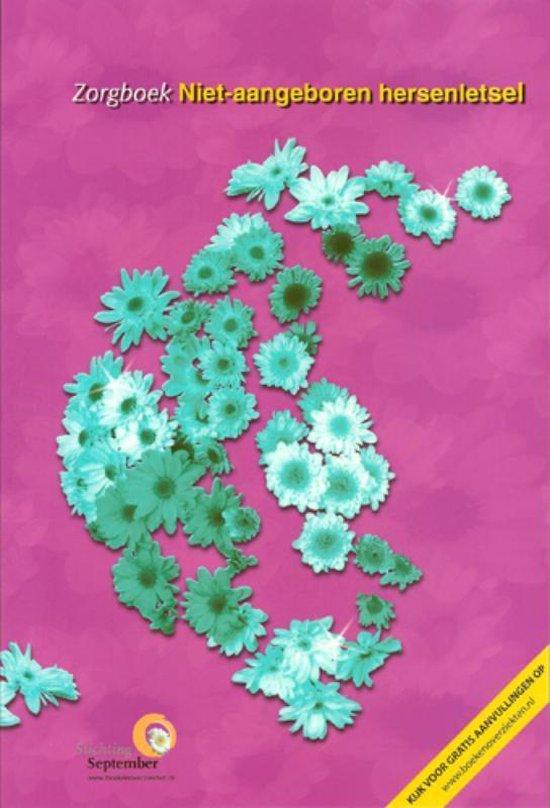 Cover van het boek 'Zorgboek Niet-aangeboren hersenletsel'