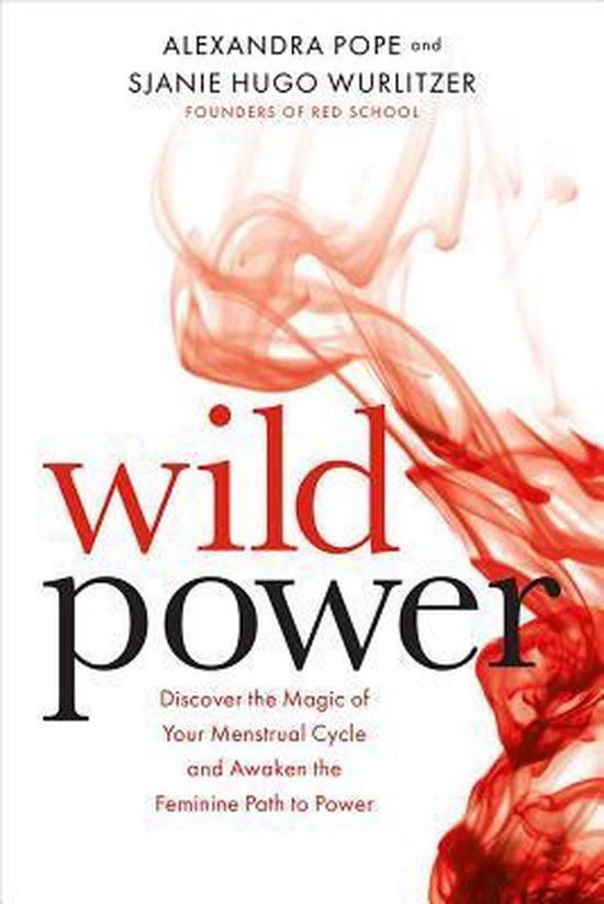 Boek cover Wild Power van Alexandra Pope (Paperback)