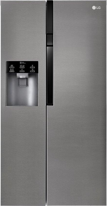 Koelkast: LG GSL360ICEV - Amerikaanse koelkast, van het merk LG