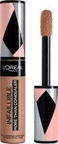 L'Oréal Paris Infaillible More Than Concealer - 335 Caramel - Dekkend