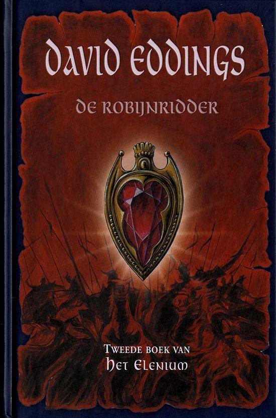 De Robijnridder - David Eddings  