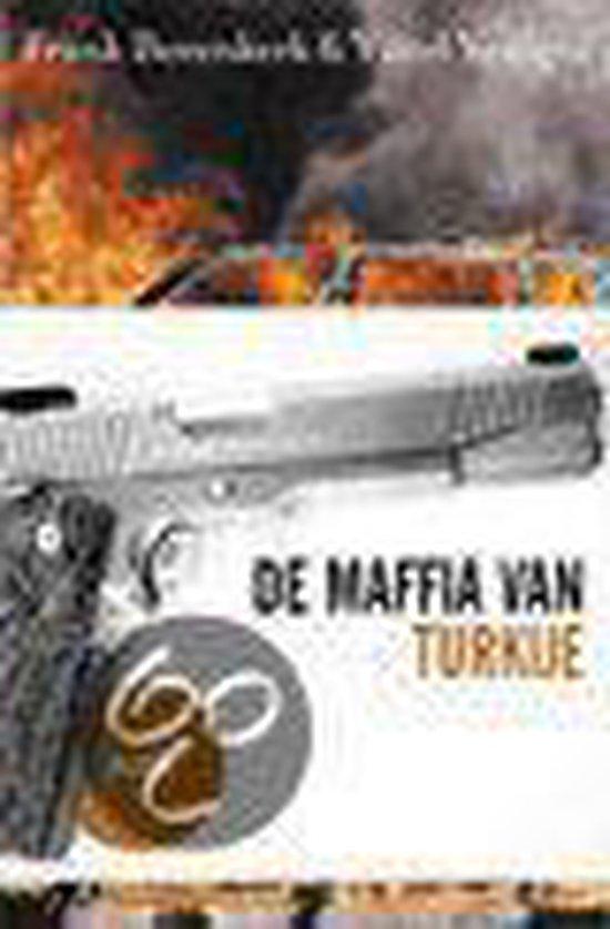 Cover van het boek 'De maffia van Turkije' van F. Bovenkerk en Frank Bovenkerk