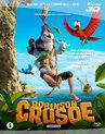Robinson Crusoe (3D/2D Blu-ray + DVD)