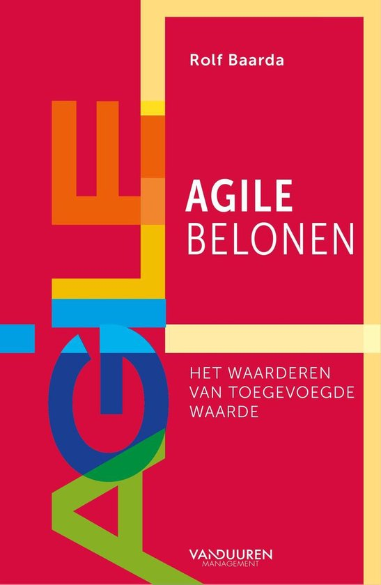 Agile belonen - Rolf Baarda |