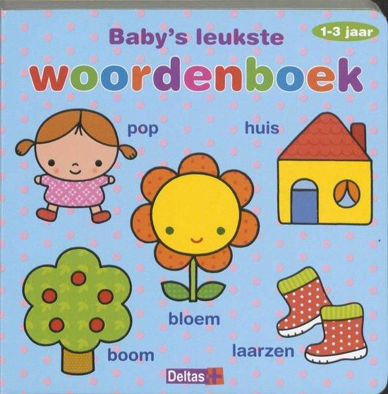 Baby's leukste woordenboek - Deltas  