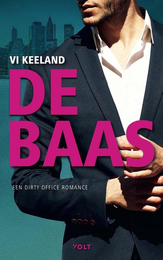 Boek cover De baas van Vi Keeland (Onbekend)