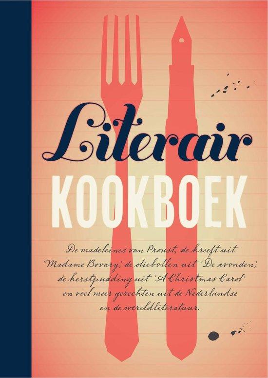 Literair kookboek - Sven de Potter |