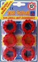 Klappertjes voor Pistool 12 Schots - 24x12