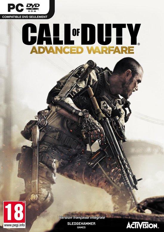 Call of Duty, Advanced Warfare (DVD-Rom) (French)