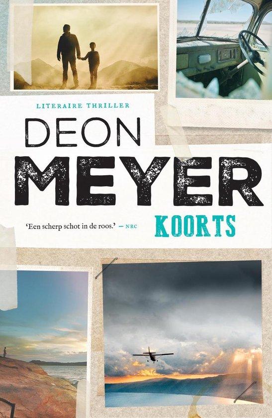 Boek cover Koorts van Deon Meyer (Onbekend)