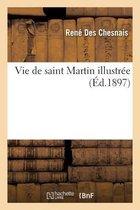 Vie de saint Martin illustree