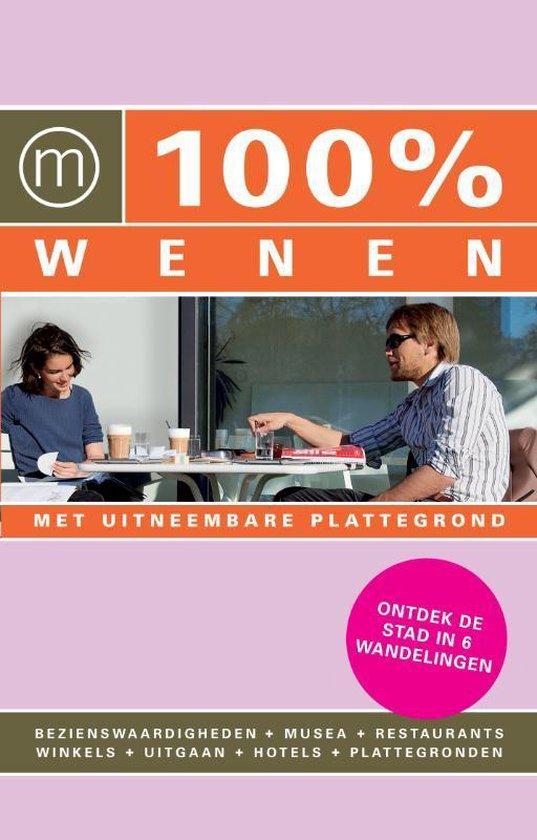 Cover van het boek '100% Wenen' van C. de Hommel