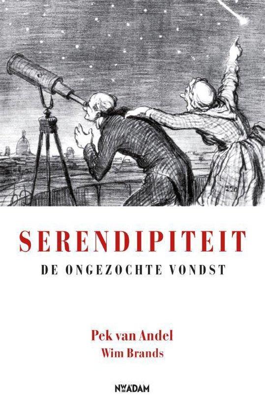 Serendipiteit - Pek van Andel  