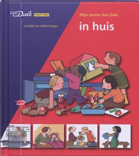 Boek cover Mijn Eerste Van Dale In Huis van Liesbeth Schlichting (Hardcover)