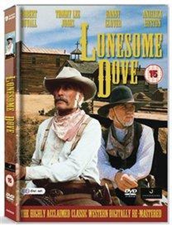 Cover van de film 'Lonesome Dove'