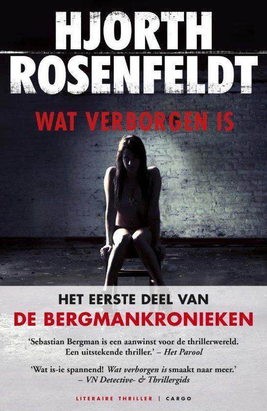 Bergmankronieken 1 - Wat verborgen is - Hjörth Rosenfeldt  