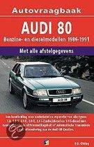 Autovraagbaken - Vraagbaak Audi 80 Benzine/diesel 1986-1991