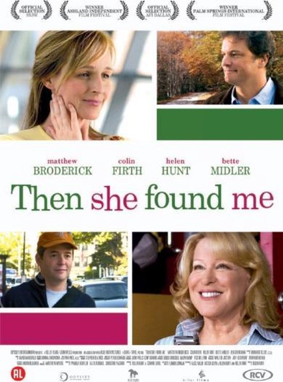 Cover van de film 'Then She Found Me'