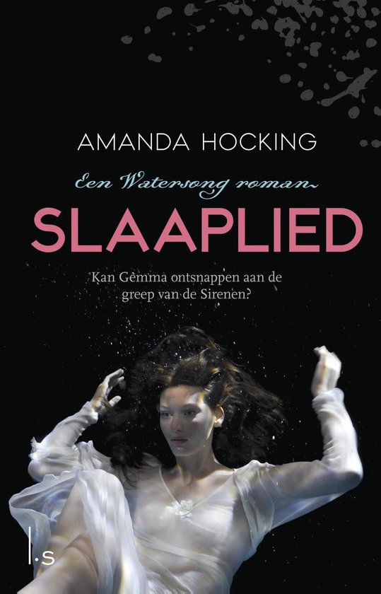 Watersong/ 2 Slaaplied - Amanda Hocking |