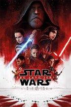 Star Wars 8 poster-The Last Jedi-Luke Skywalker-61x91.5cm.
