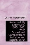 Annals of My Early Life, 1806-1846
