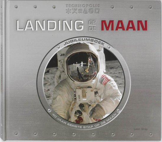 Landing Op De Maan - Leon Gray  
